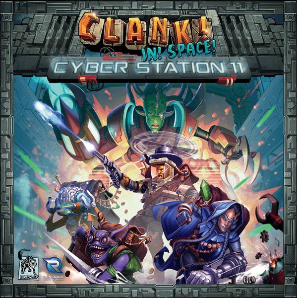 Cyber Station 11