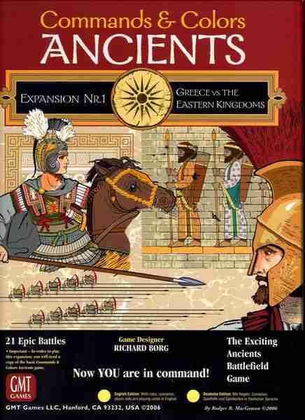 Greece & Eastern Kingdoms