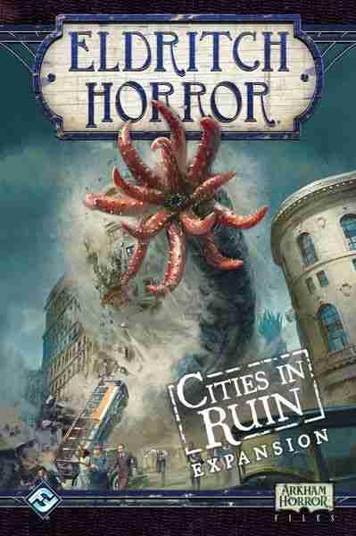 cities in ruin
